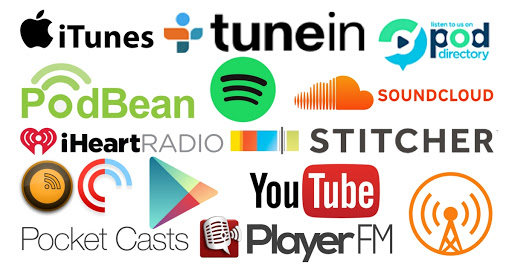 PodcastFarm distribution channels